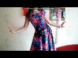 «Webcam Toy» под музыку Ани Лорак-Оранжевые сны (2013) -  Забери меня туда, где оранжевые сны. Picrolla