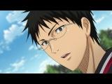 Kuroko no Basuke TV-2 / Баскетбол Куроко 2 сезон 8 серия [Eladiel & Zendos]